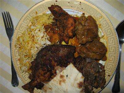 pakistan masala food