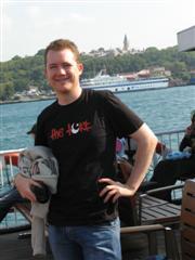 Joe in Istanbul